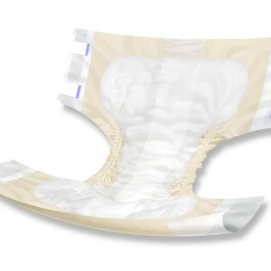 ComfortAire PM Extended Wear Briefs-Medium- Case of 72