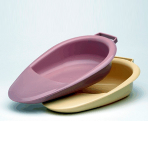 Fracture Bed Pan Bariatric Gold