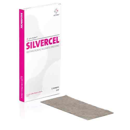SilverCel Alginate Dressing