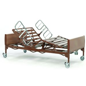 IVC Bariatric Bed Package with BAR600IVC, BARMATT42, BAR6640IVC