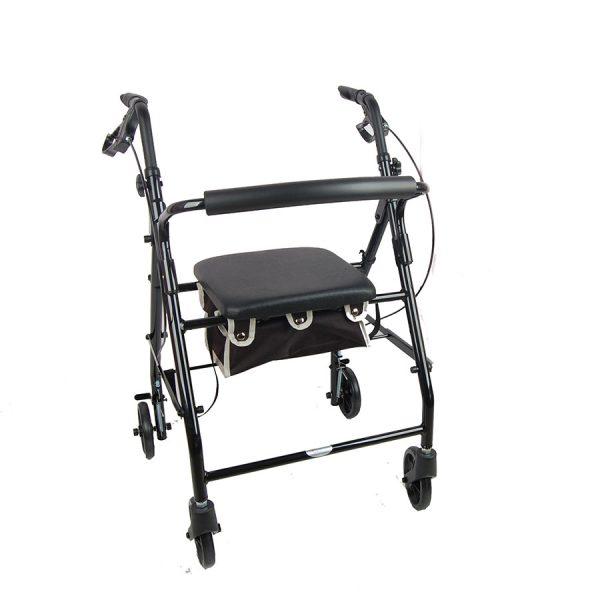 Rollator, Soft Seat